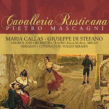 CD Maria Callas Cavalleria Rusticana von Pietro Mascagni