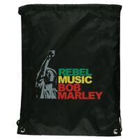 Bob Marley - Rebel Music Cinch Bag