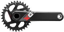 SRAM X01 Eagle Boost MTB GXP 1x 12 Speed Carbon Crankset 32t x 175mm Black/Red