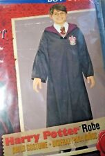 Rubies Harry Potter Gryffindor Robe Child Youth Boys COSPLAY Costume w/ Clasp
