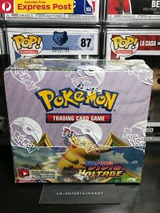 POKEMON TCG VIVID VOLTAGE BOOSTER BOX TRADING CARDS SEALED 36 PACKS IN STOCK NOW