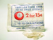 Vintage, Royal Tops Egyptian Fibre Yo-Yo Cord String