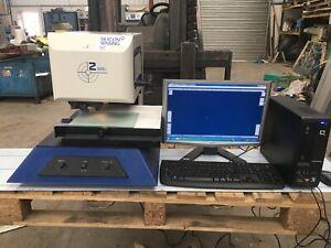 Aprotec instrumentation z-check 600s Solder Paste Inspection