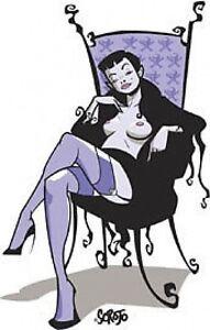 Kinky Sticker Decal Poster Artist Scrojo SC12