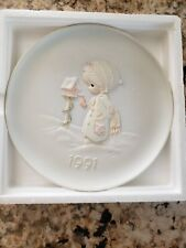"Precious Moments Collectors Plate, ""Blessings From Me To Thee"", 8.5"", New"