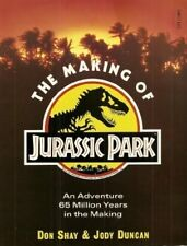 The Making of Jurassic Park,Don Shay, Jody Duncan