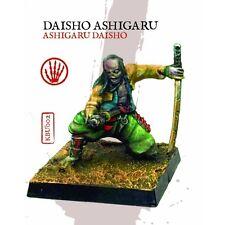Kensei Undead Ashigaru Samurai blister metal Zenit miniatures new
