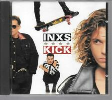 CD ALBUM 12 TITRES--INXS--KICK--1987