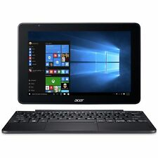 Acer One 10.1 Inch Intel Atom 2GB 64GB 2-in-1 Laptop - Black From Argos on ebay