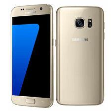 32GB Samsung Galaxy S7 Edge G935F Oro Desbloqueado Android 4G LTE Smartphone
