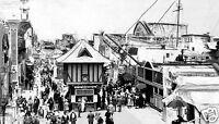 Early 1900 Photo's Shows Venice Beach Amusement Park (Los Angeles)