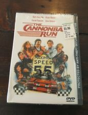 THE CANNONBALL RUN SNAPCASE DVD, RARE EDITION, NEW & SEALED, BURT REYNOLDS