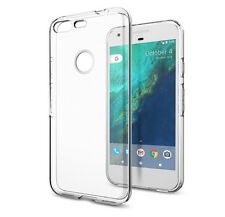 HD Clear TPU Shockproof Case Cover Armor Guard Shield Saver For Google Pixel