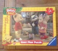 Ravensburger - Rupert Bear Giant Floor Puzzle - 24 Piece Jigsaw