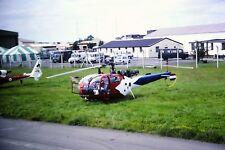 2/136-2 Aérospatiale Alouette III Royal Netherlands Air Force Kodachrome SLIDE