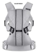 Baby Bjorn Carrier ONE Baby Carrier in Silver Mesh, Brand New!!