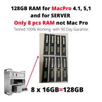 Hynix PC3-12800R 8X16GB DDR3 SDRAM Server and for Mac Pro 4.1, 5.1 Memory