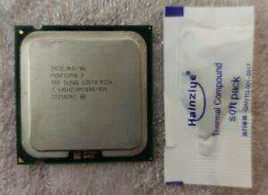 Processeur Intel Pentium D 945 3.4GHz lga775 + pate thermique cpu