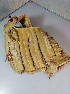 FRANKLIN  Right Hand Glove Mitt Baseball/Softball All Leather 1128 pro custom