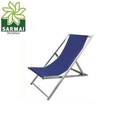 Sdraio Mare Alluminio reclinabile richiudibile piscina giardino Lido Spiaggia