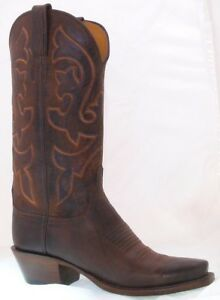 Lucchese Cowboy Boots Womens CH Mad Dog