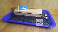 King KDS 1000/6000 Combination Sharpening Waterstone With Nagura Tray & Holder