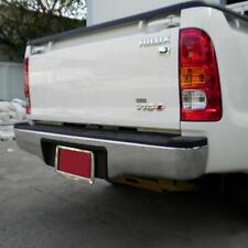 FIT 11-15 Toyota Hilux Ute SR Rear Bumper Tail Back Chrome Steel Vigo KUN Tgn