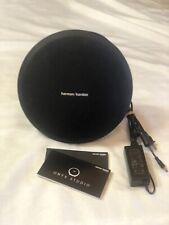 Harmon Kardon Onyx Studio Bluetooth Wireless Speaker W/Power Adapter & Manual