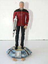 "Star Trek Art Asylum 1""  Phaser, Tricorder  & Science Padd  for Toy Figures"