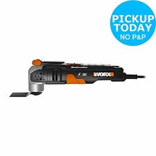 Worx WX680 SDS Sonicrafter F30 Multi Tool - 350W -From the Argos Shop on ebay