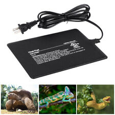 Usb Reptile Heating Pad Mat Durable Warmer Mat for Turtle Amphibians Reptile 8W