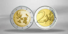 MONACO 2 Euro Commémorative Admission a l'ONU 2013 UNC