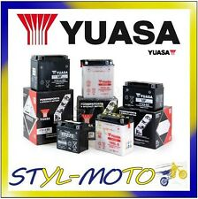 YTZ12S BATTERIA ORIGINALE YUASA GEL HONDA SH 300 iA Scoopy 2010