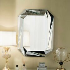 800MM X 1200MM LARGE WALL MIRROR-ART DECO-bedroom metro dressing leaning