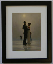 Jack Vettriano Dance me to the End of Love Framed & Mounted Print Black FREE P+P