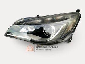 Vauxhall Astra 4J Headlight Right LED Bi-Xenon 1ZT01001206 Top Condition