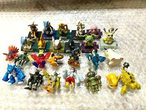 DIGIMON MINIFIGURE JAPAN 25pieces