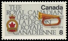 "CANADA 680 - Royal Canadian Legion 50th Anniversary ""NF Paper"" (pa90779)"