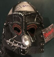 CLOWN SHAWN CRAHAN HAND SIGNED MASK NWT AUTOGRAPHED SLIPKNOT FOUNDER 6 AUTHENTIC