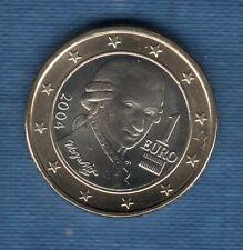 Autriche 2004 1 Euro SUP SPL Pièce neuve de rouleau - Austria