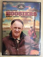 Hoosiers with Gene Hackman, Dennis Hopper, DVD, **NEW- SEALED**