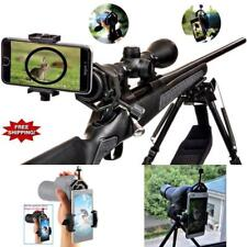 Universal Mobile Phone Spotting Scope Holder Cellphone Adapter Mount Rifle Sight