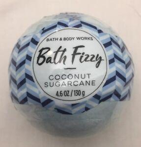 BATH & BODY WORKS BATH FIZZY COCONUT SUGARCANE BRAND NEW IN ORIGINAL PACKAGING