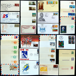 HUGE Lot, FDC, Olympic Sports, Cards, War, Silk, Historic, Patriots, Foreign, US