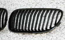 SPORT griglia anteriore Grill BMW e92 LCI COUPE e93 LCi Cabrio NERO LUCIDO GLOSSY