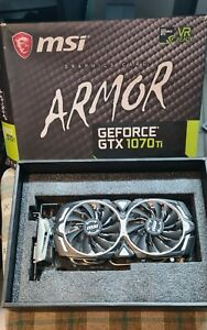 Msi Armor Gtx 1070 Ti 8GB DDR5
