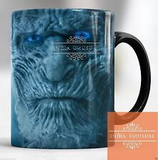 GAME OF THRONES DARK HORROR MAGIC COLOR CHANGING COFFEE MUG TEA CUP