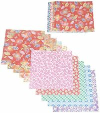 100s Japanese Origami Washi Folding Paper 15x15 cm