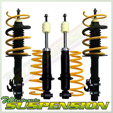 RAISED HEIGHT SUBARU FORESTER SG SUSPENSION KIT - 4 SHOCKS, 4 COIL SPRINGS