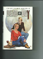 Dead To The World/Dead As A Doornail By Charlaine Harris hardcover/DJ GC